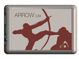 arrow lite submeter gps