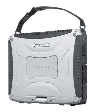 convertible panasonic cf-19 gps precision