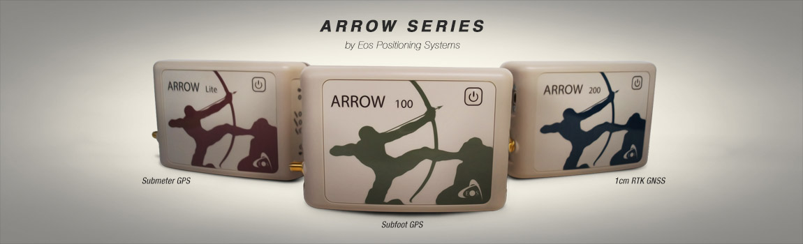 arrow series gnss
