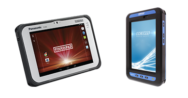 rugged tablets GPS Precision