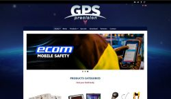 GPS Precision website