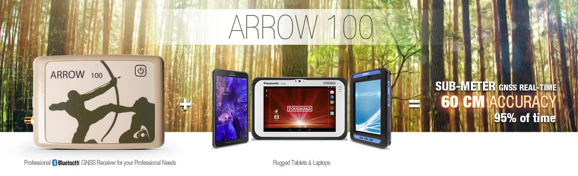 arrow-100-gps-precision
