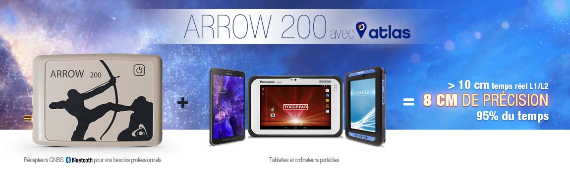 arrow 200 eos positioning systems