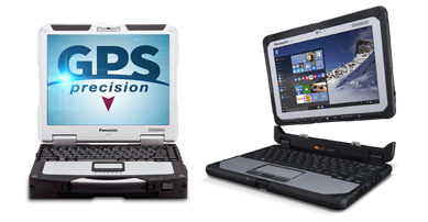 Laptops and Convertibles from GPS Precision
